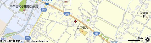 株式会社サンキュー 商事部周辺の地図
