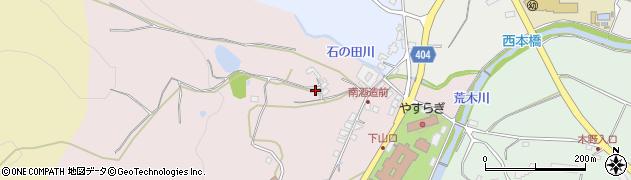 大分県国東市安岐町下山口202周辺の地図