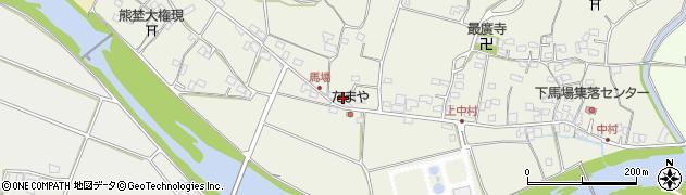 大分県国東市安岐町馬場1368周辺の地図