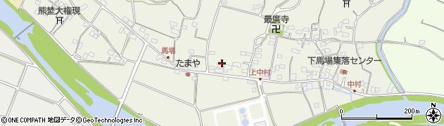 大分県国東市安岐町馬場810周辺の地図
