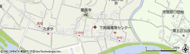 大分県国東市安岐町馬場727周辺の地図