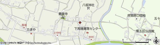 大分県国東市安岐町馬場705周辺の地図