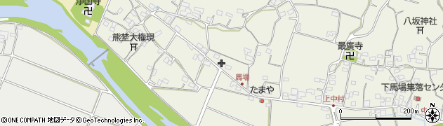 大分県国東市安岐町馬場1351周辺の地図