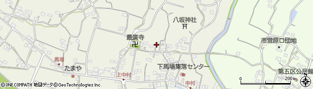 大分県国東市安岐町馬場573周辺の地図