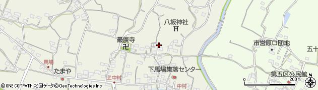 大分県国東市安岐町馬場593周辺の地図