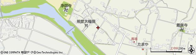大分県国東市安岐町馬場1222周辺の地図