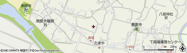大分県国東市安岐町馬場1375周辺の地図