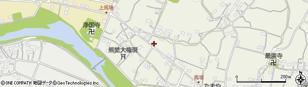 大分県国東市安岐町馬場1303周辺の地図