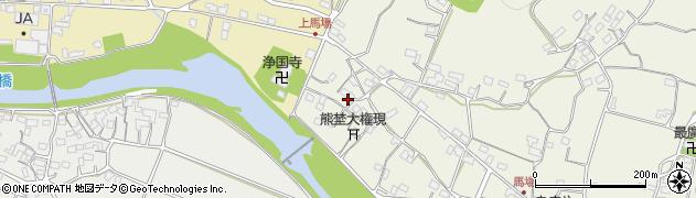 大分県国東市安岐町馬場1249周辺の地図
