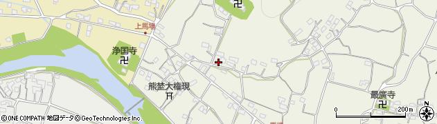 大分県国東市安岐町馬場1586周辺の地図