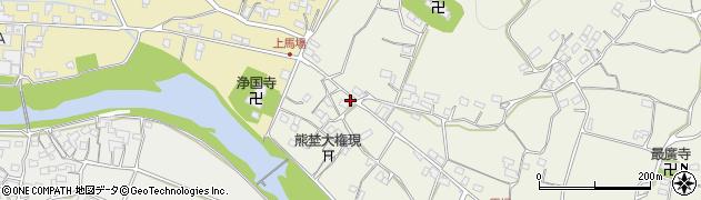 大分県国東市安岐町馬場1288周辺の地図