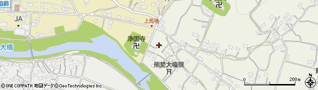 大分県国東市安岐町馬場1266周辺の地図