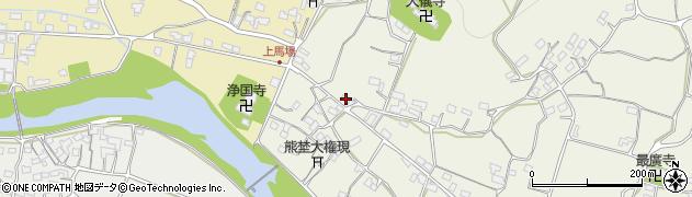 大分県国東市安岐町馬場1286周辺の地図