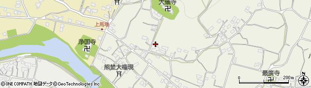 大分県国東市安岐町馬場1588周辺の地図