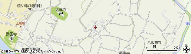 大分県国東市安岐町馬場1521周辺の地図
