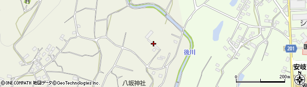 大分県国東市安岐町馬場464周辺の地図