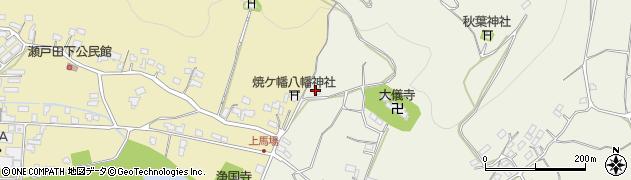 大分県国東市安岐町馬場1641周辺の地図