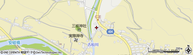 大分県国東市安岐町瀬戸田18周辺の地図