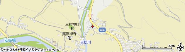 大分県国東市安岐町瀬戸田1周辺の地図