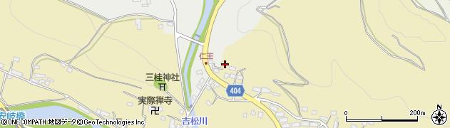 大分県国東市安岐町瀬戸田11周辺の地図