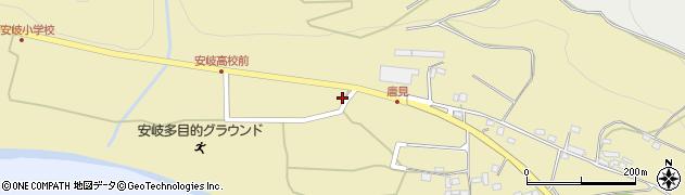 大分県国東市安岐町瀬戸田1239周辺の地図