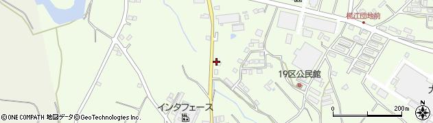 大分県国東市安岐町下原429周辺の地図