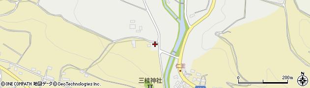 大分県国東市安岐町瀬戸田3-1周辺の地図