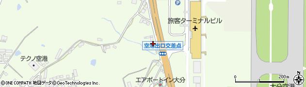 大分県国東市安岐町下原37周辺の地図