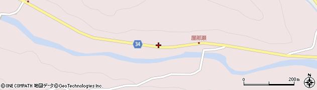大分県国東市安岐町山浦93周辺の地図