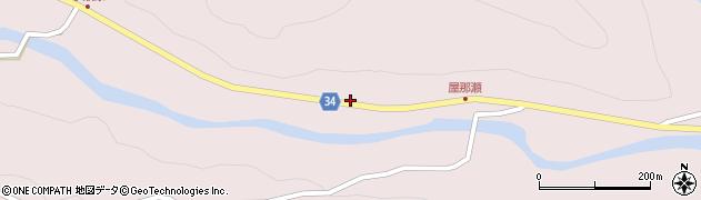 大分県国東市安岐町山浦96周辺の地図