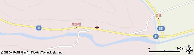 大分県国東市安岐町山浦38周辺の地図