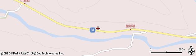 大分県国東市安岐町山浦94周辺の地図