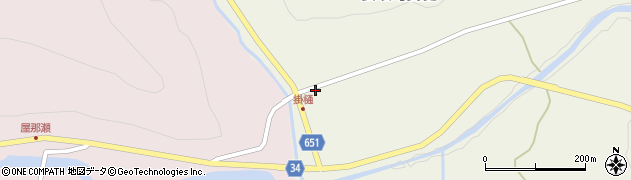 大分県国東市安岐町掛樋937周辺の地図