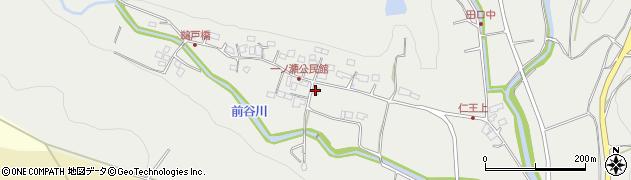 大分県国東市安岐町吉松363周辺の地図