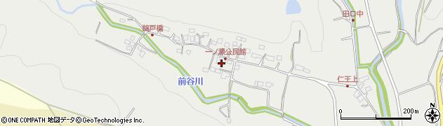大分県国東市安岐町吉松336周辺の地図
