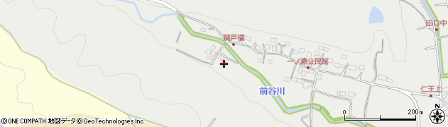 大分県国東市安岐町吉松457周辺の地図