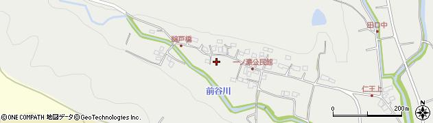 大分県国東市安岐町吉松326周辺の地図