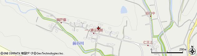 大分県国東市安岐町吉松242周辺の地図