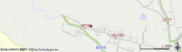 大分県国東市安岐町吉松312周辺の地図