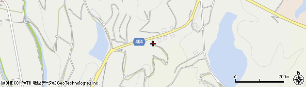 大分県国東市安岐町吉松3371周辺の地図