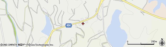 大分県国東市安岐町吉松3372周辺の地図