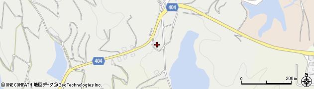 大分県国東市安岐町吉松3374周辺の地図