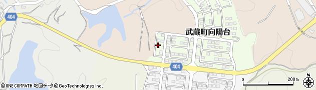 大分県国東市武蔵町向陽台15周辺の地図