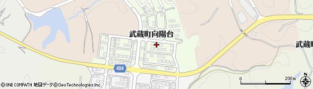 大分県国東市武蔵町向陽台5-10周辺の地図