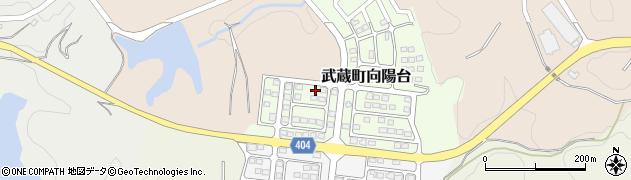 大分県国東市武蔵町向陽台18周辺の地図