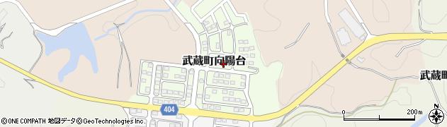 大分県国東市武蔵町向陽台6周辺の地図