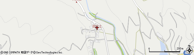 大分県国東市安岐町吉松2992周辺の地図