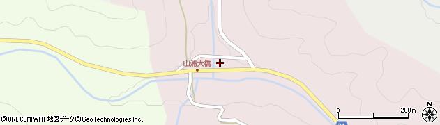 大分県国東市安岐町山浦393周辺の地図