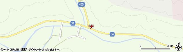 大分県国東市安岐町矢川115周辺の地図
