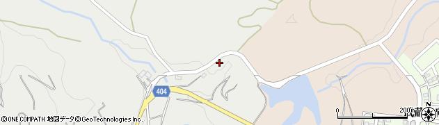 大分県国東市安岐町吉松2203周辺の地図